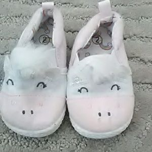 Other - Unicorn baby shoes